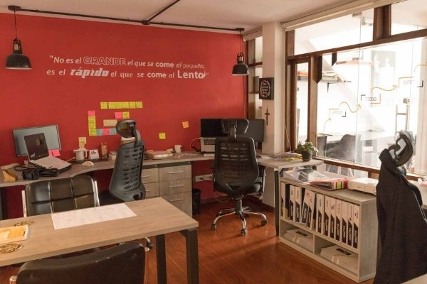 oficinas privadas en quito